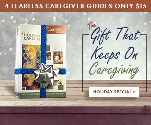 Fearless Caregiver Guides 4-Pack Special